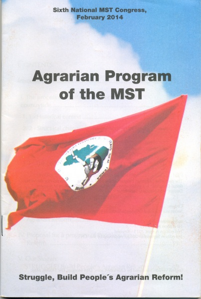Agrarian Program of the MST
