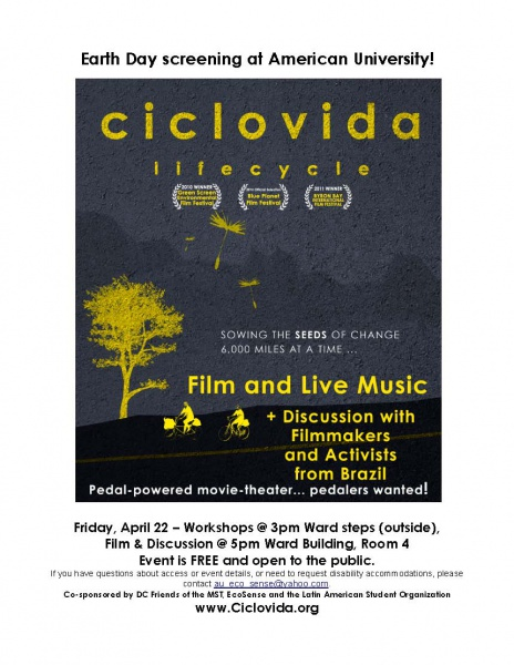 ciclopedia flyer