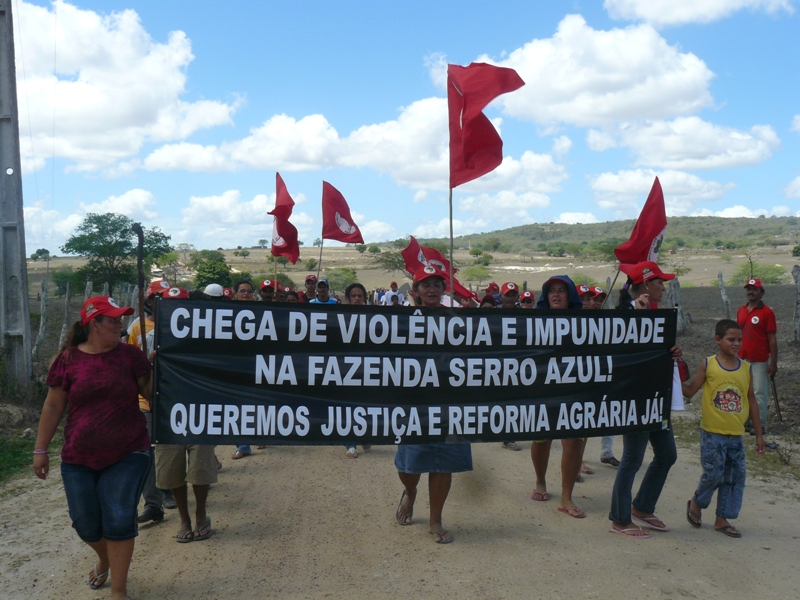 Demonstration Against Violence in Pernambuco