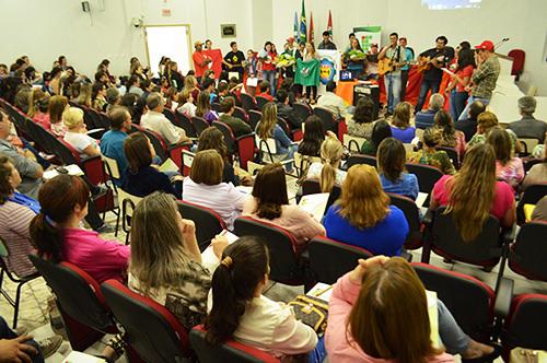 Seminar on Education in the Countryside in Abelardo Luz (SC).
